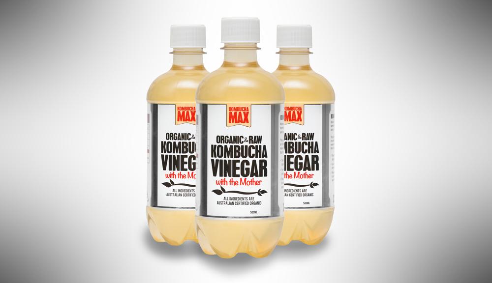 Kombucha Healthy Organic Green Tea Drink: Kombucha Vinegar